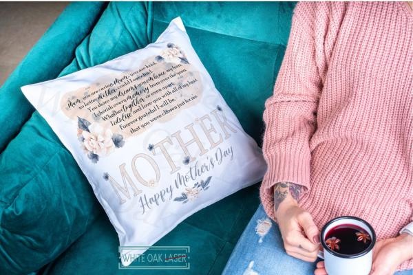 Mother's Day Verse Cushion (I and Us) 1